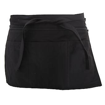 Dennys Full Zip Multi Pocket Workwear Apron