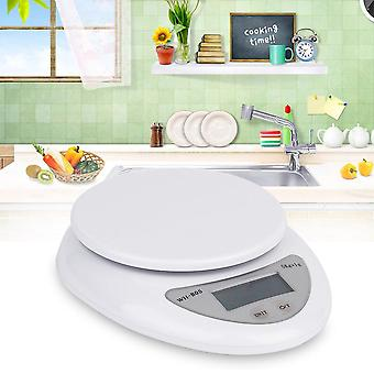 5kg 5000g/1g Digital Kitchen Food Diet Postal Échelle de poids électronique Balance