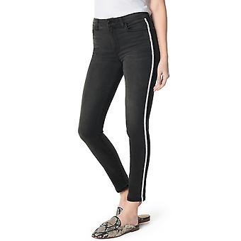 Joe's | Charlie Race-Stripe Ankle Skinny Jeans
