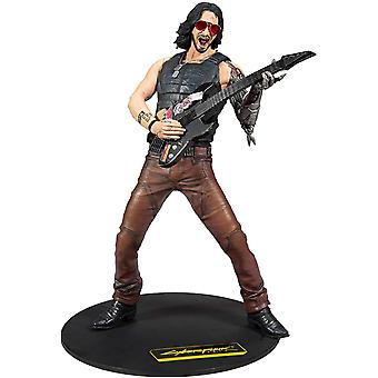 Johnny Silverhand Cyberpunk 2077 McFarlane 12-inch Deluxe Action Figure