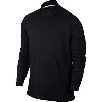 Nike Dry Academy Drill M 839344013 uniwersalne bluzy męskie przez cały rok