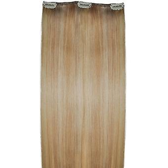 #60/22/18 California Blonde Highlights - Clip-in Hair Piece