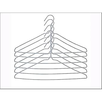 Russel Drip Dry Hangers x 6 MA0060