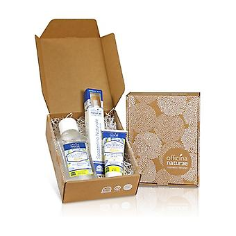 Lemon oral care gift box None