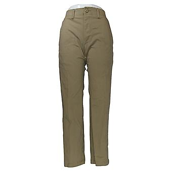 Lee Men's Cáqui, Chinos Pants Extreme Comfort Straight Fit Bege