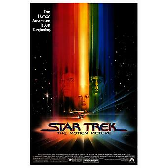 Star Trek The Motion Picture Movie Poster Print (27 x 40)