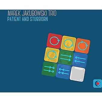 Marek Jakubowski - Pasient & Sta [CD] USA import
