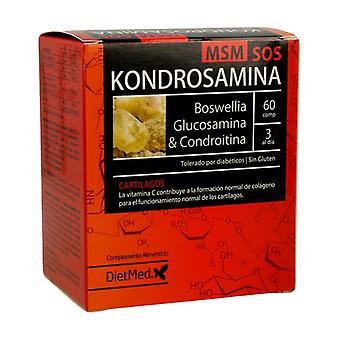 Kondrosamin Msm Sos 60 tabletter