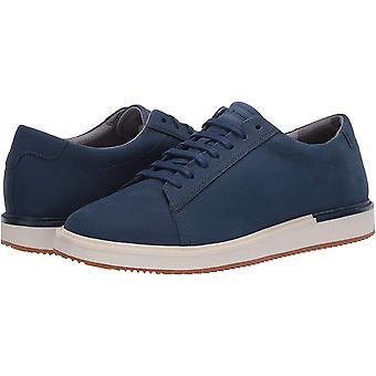 الصمت الجراء الرجال & apos أحذية HM02083-410 الجلود منخفضة أعلى الدانتيل حتى أحذية رياضية الموضة
