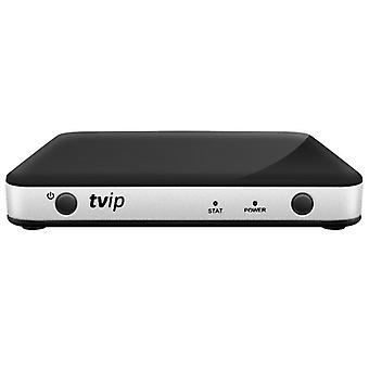 TVIP 605 Smart TV Box Linux OS Support Quad Core TVIP605 Super Double System