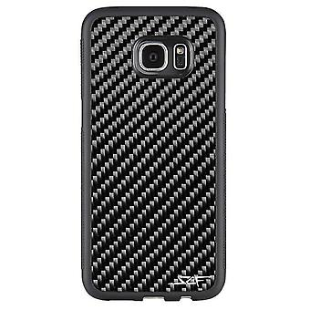 Samsung S7 Edge Real Carbon Fiber Case | Classic Series