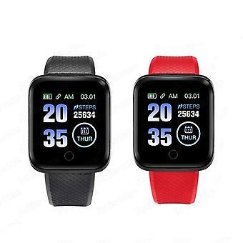 Android Smart Watch voor hartslagmeter, fitnesstracker sport