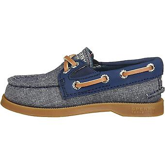 Sperry Kids' A/O Slip on Boat Shoe