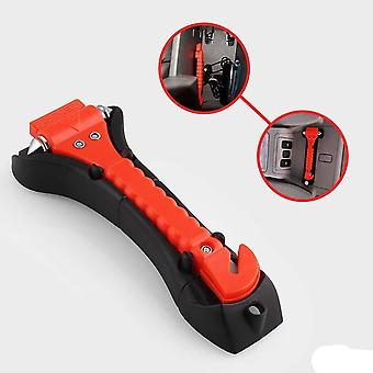 Car Safety Hammer Life Saving Escape Emergency Hammer Cutter Window Glass Tool