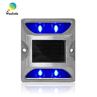 Steady Mode Leds Aluminum Housing Ce Approved Garden Light Solar Power Road
