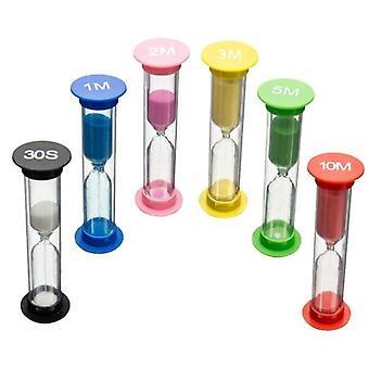 Classroom Game Sand Clock Timer Montessori Hourglass Sandglass