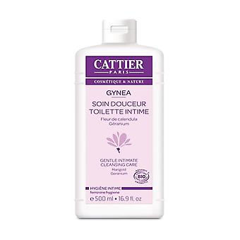 Gynea organic gel intimate hygiene 500 ml of gel