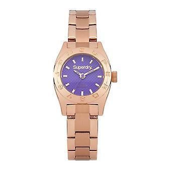 Damenuhr Superdry SYL158VRGM Reloj Mujer (Ø 24 mm)
