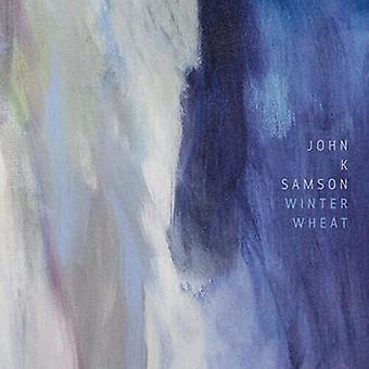Samson,John K - Winter Wheat (Yellow / Blue Duo) [Vinyl] USA import