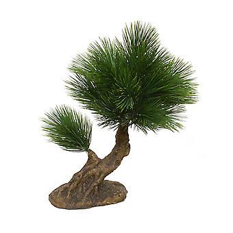 Kunst mini Pine Bonsai 25 cm