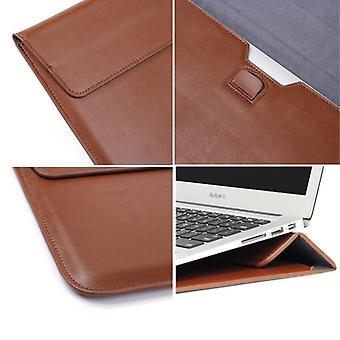 Pu nahka kannettavan tietokoneen hiha laukku