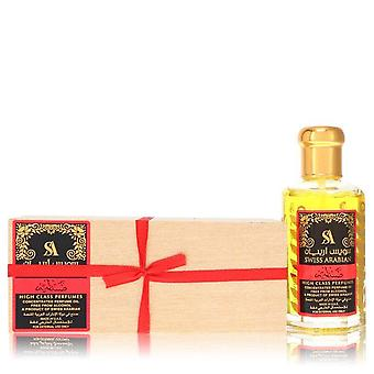 Swiss Arabian Sandalia Premium Концентрированное парфюмерное масло без спирта (красный унисекс) от Swiss Arabian 3,21 унции Премиальное концентрированное парфюмерное масло без спирта