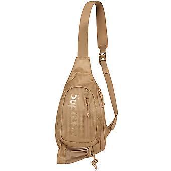 Supreme Sling Bag (SS21) Tan