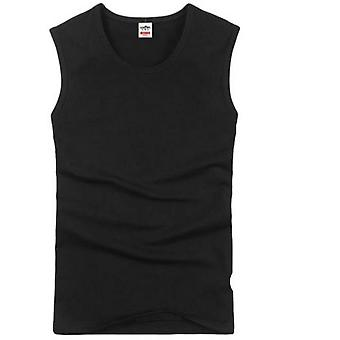 Men's All Cotton Close-fitting Undershirt