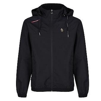 Luke | Sport M560750 Brownhills Benyon Lightweight Hood Jacket - Black