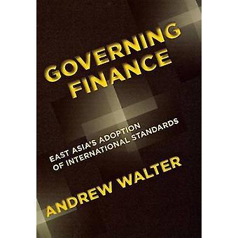 إدارة التمويل - شرق آسيا&apos اعتماد المعايير الدولية من قبل
