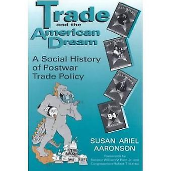 Kauppa ja amerikkalainen unelma - Sodanjälkeisen kaupan sosiaalinen historia Polic