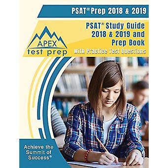 PSAT Prep 2018 & 2019 - PSAT Study Guide 2018 & 2019 and Prep