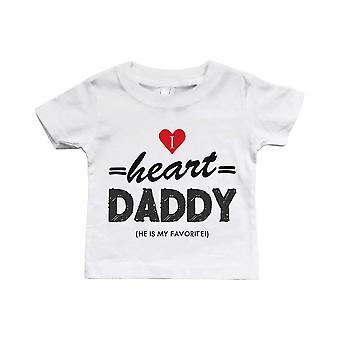 Graafinen snap-on-tyylinen vauvan t-paita, Pikku-Tee - I