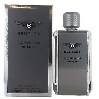 Bentley Momentum 100ml Eau de Toilette Spray for Men