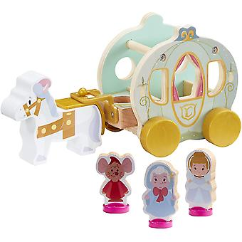 Disney Princess Tre Askepott's Gresskar Lekesett