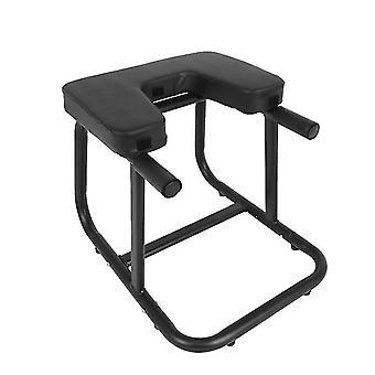 ヨガ逆スツールホーム多機能逆椅子折りたたみ式フィットネスチェア補助反転機械