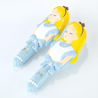 Disney Princess Hair 3d Alice Peigne brosse anti-statique