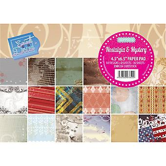 Sweet Dixie - Nostalgia and Mystery Paper Pad