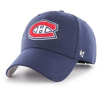 47 العلامة التجارية قابل للتعديل كاب - NHL مونتريال الكنديين البحرية مشرق