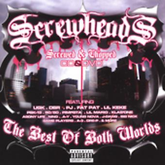Screwheads - Best of Both Worlds [CD] USA import