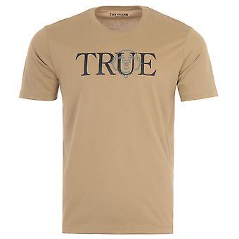 True Religion True Over Buddha T-Shirt - Portobello