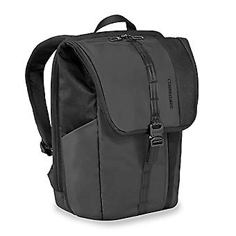 Briggs & Riley - Folding backpack, one size, color: Black