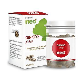 Ginkgo 45 capsules