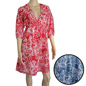 Antik Batik Womens 'Chris' V-Neck V Dress
