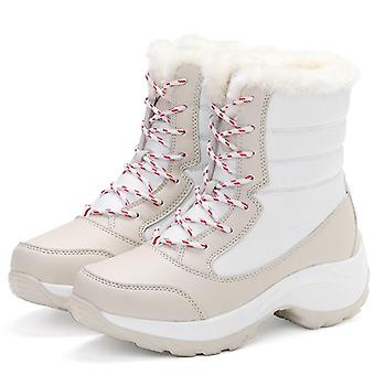 Snow Ankle Boots, Winter Waterproof Boots