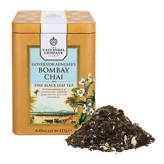 חברת הודו המזרחית - בומביי צ'אי של המושל אונג'יר עלה קדילק תה שחור 125 גרם