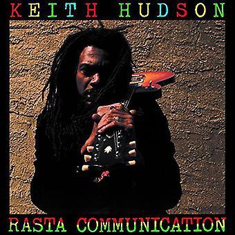 Keith Hudson - Rasta Communication [Vinyl] USA import
