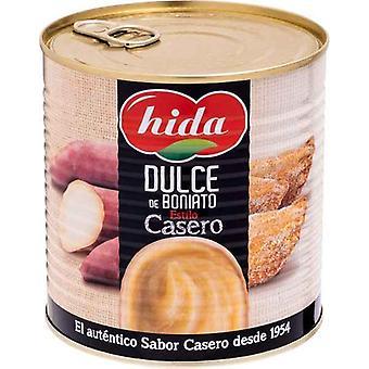 Confiture de patates douces Hida
