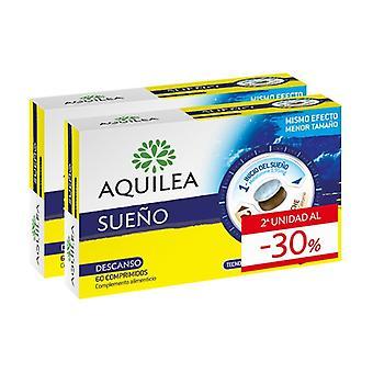 Aquilea Sleep Pack 2:a enhet -30% 2x60 tabletter