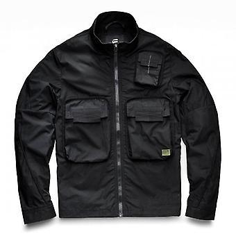 G-Star Bound Pocket Jacket Black D20121